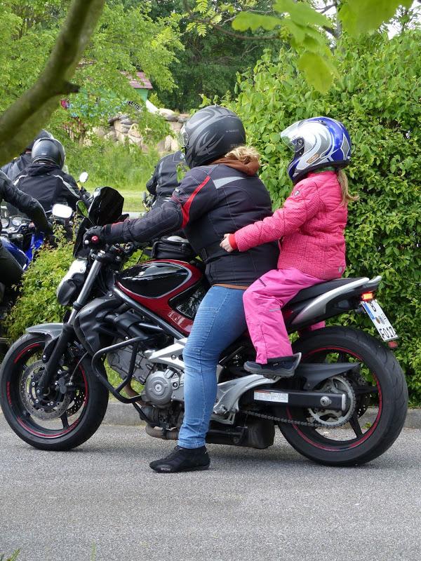 Heimkinderausfahrt 2015 - Foto: Sachsenbike