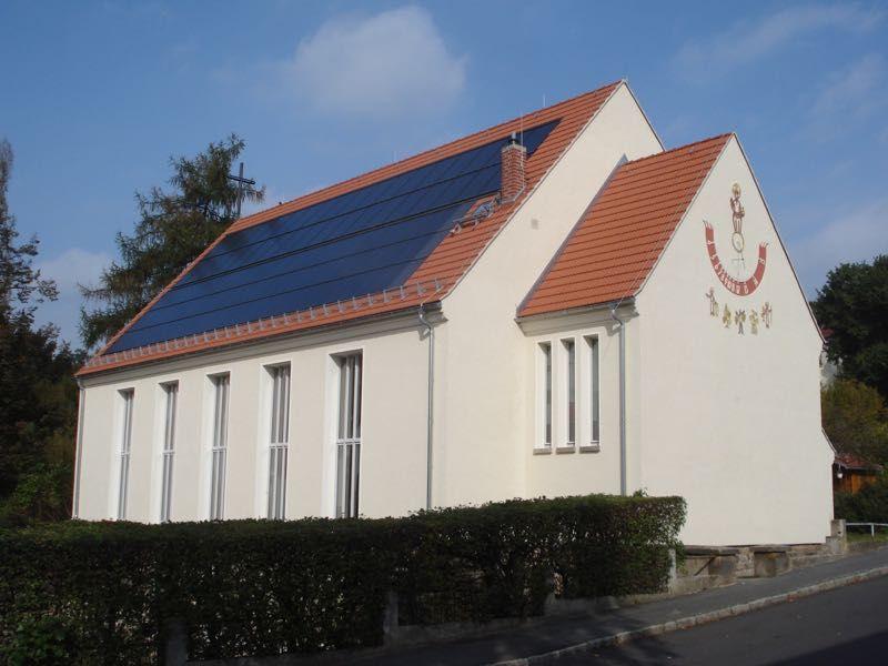 Weinbergskirche: Quelle: Laurentiusgemeinde Dresden